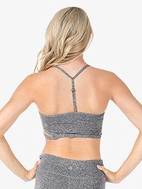 Adult Y-Back Camisole Compression Sports Bra
