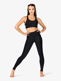 Womens Compression Workout Leggings