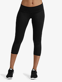 Womens Capri Workout Leggings
