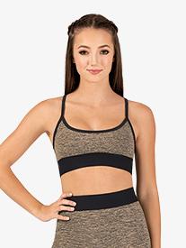Womens Core Camisole Sports Bra