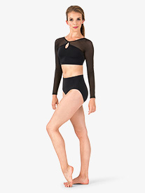 Womens Tiler Peck Dance Brief