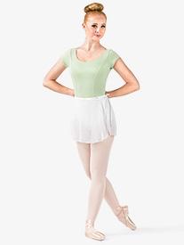 Adult Chiffon Wrap Skirt