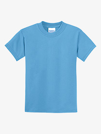 Child 50/50 Cotton/Poly T-Shirt