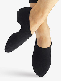 Girls EOS Canvas Slip-On Jazz Shoes