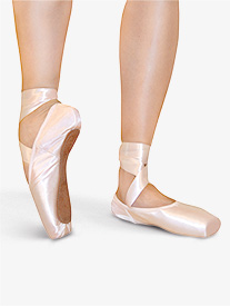 Adult Flexible 3/4 Shank Pointe Shoes
