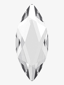 Swarovski Crystal Marquise Jewel Cut Flatback