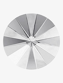 Swarovski Crystal Jewel Cut Rivoli Flatback