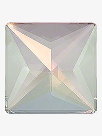 Swarovski Crystal AB Jewel Cut Square Flatback