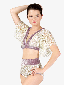 939effcac Two Piece Lyrical Costume