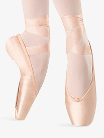 Womens Hannah Strong Pointe Shoes