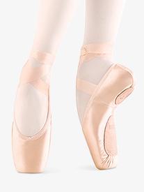 Adult EuroStretch Stretch Satin Pointe Shoes
