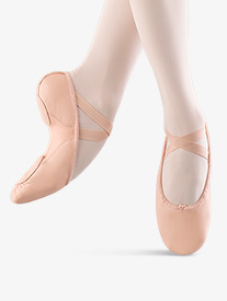 Adult Proflex Leather Split-Sole Ballet Shoes