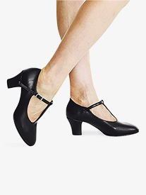 Womens Roxie 2 T-Strap Character Shoes