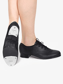 Child TapFlex Lace Up Tap Shoes