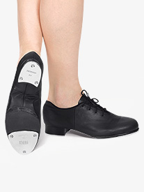 Adult TapFlex Lace Up Tap Shoes