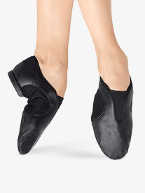 Adult Flow Slip-On Jazz Shoes