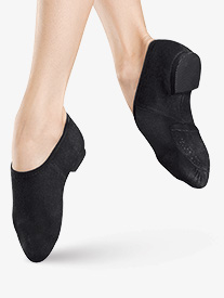 Adult Phantom Canvas Slip-On Jazz Shoes