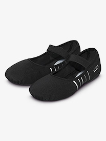 Womens Contour Microfiber Sole Barre Shoe