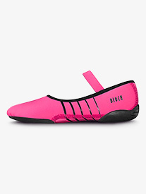 Womens Contour Rubber Sole Barre Shoe