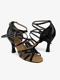 Ladies Latin/Rhythm- Signature Series Ballroom Shoes