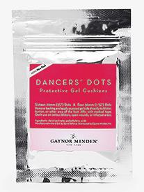 Dancers Dots Protective Gel Cushions Mini Pack
