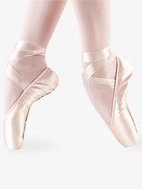 Womens Aurora Satin Pointe Shoes