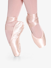 Womens Toshie Satin Pointe Shoes