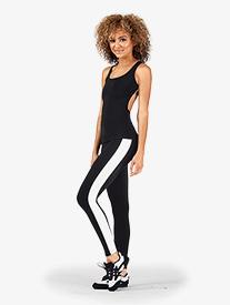 Adult Side Stripe Leggings