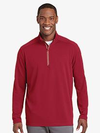 Mens Quarter Zip Pullover