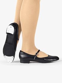 Adult Slide Buckle Tap Shoes