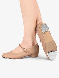 Girls TapRite Molded Tap Slide Buckle Tap Shoes
