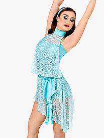 Grace Adult Asymmetrical Dress