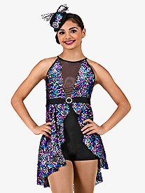 Shake It Off Adult Empire Dress