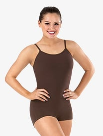 Womens Camisole Shorty Unitard