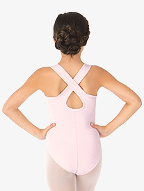 Girls Crisscross Tank Leotard