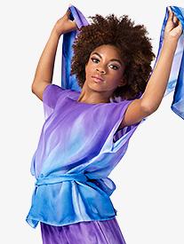 Child Unisex Worship Short Sleeve Tunic