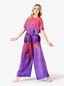 Adult Unisex Plus Size Worship Short Sleeve Tunic