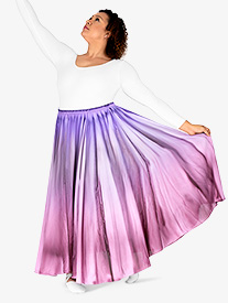 Womens Worship Long Skirt