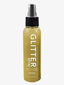 Gold Glitter Spray
