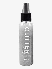 Silver Glitter Spray