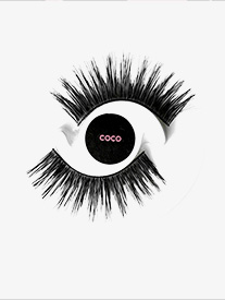 Coco Fake Eyelashes
