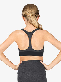 Womens Racerback Tank Sports Bra