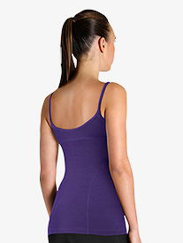 Studio Active Cotton Spandex Camisole Top