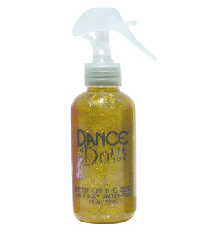 Puttin' On The Glitz Glitter Spray - Style No 0220D
