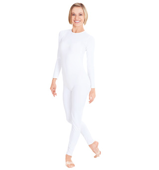 Adult Long Sleeve Unitard - Style No 0274x
