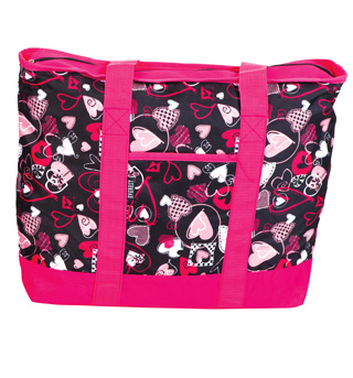 Printed Dance Bag - Style No 1002DSP
