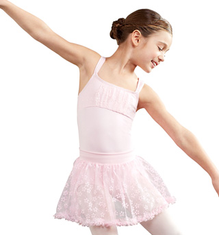 Child Multi-Strap Camisole Leotard - Style No 10130C