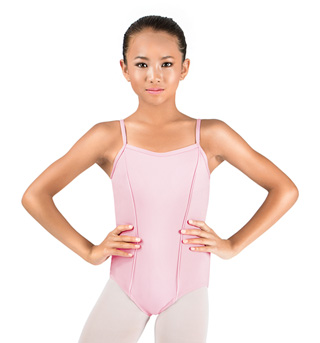 Child Princess Seam Camisole Leotard - Style No 10132C