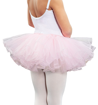 Child Three Layer Tutu - Style No 10149C