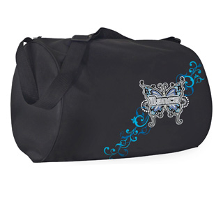Flutterby Dance Large Duffle - Style No 1040